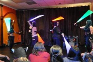 Jedi Cantina Halloween Carnivale 2013